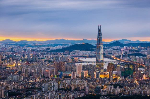 ¡Visitando Seúl! – Corea del Sur